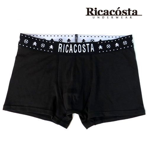 [50%OFF]Ricacosta/COTTON BLACK リカコスタ