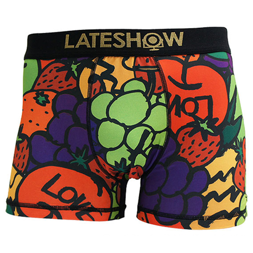 [10%OFF]LATESHOW レイトショー/FRUITS STORY  (ピンク)