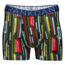 FRANK DANDY/Pen Stripe Boxer (グリーン)