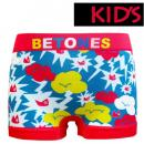 BETONES/KIDS FISH THUNDER (レッド)キッズ