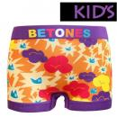 BETONES/KIDS FISH THUNDER (パープル)キッズ